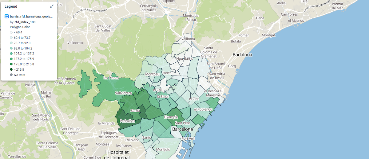 Make Your Own Map Online with Visualized Data