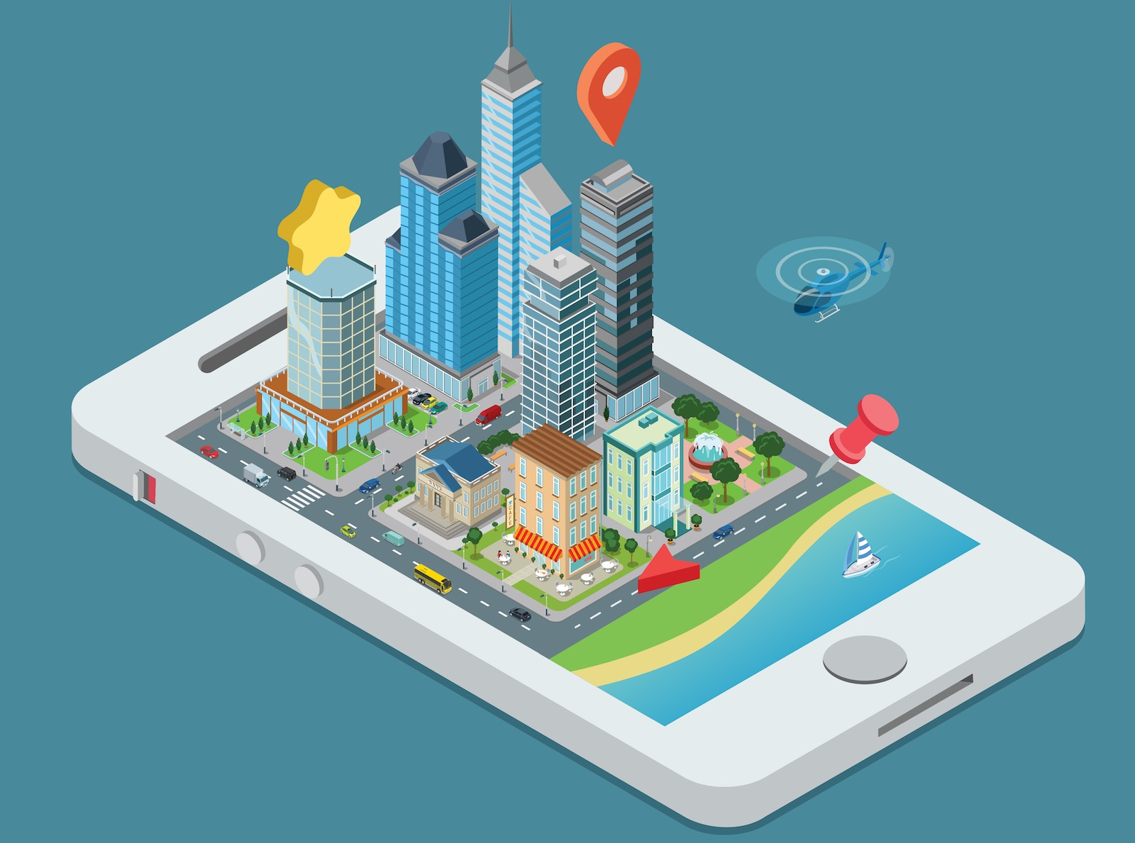 Smart city technologies are constantly evolving