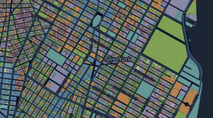 Landuse NY (Manhattan)