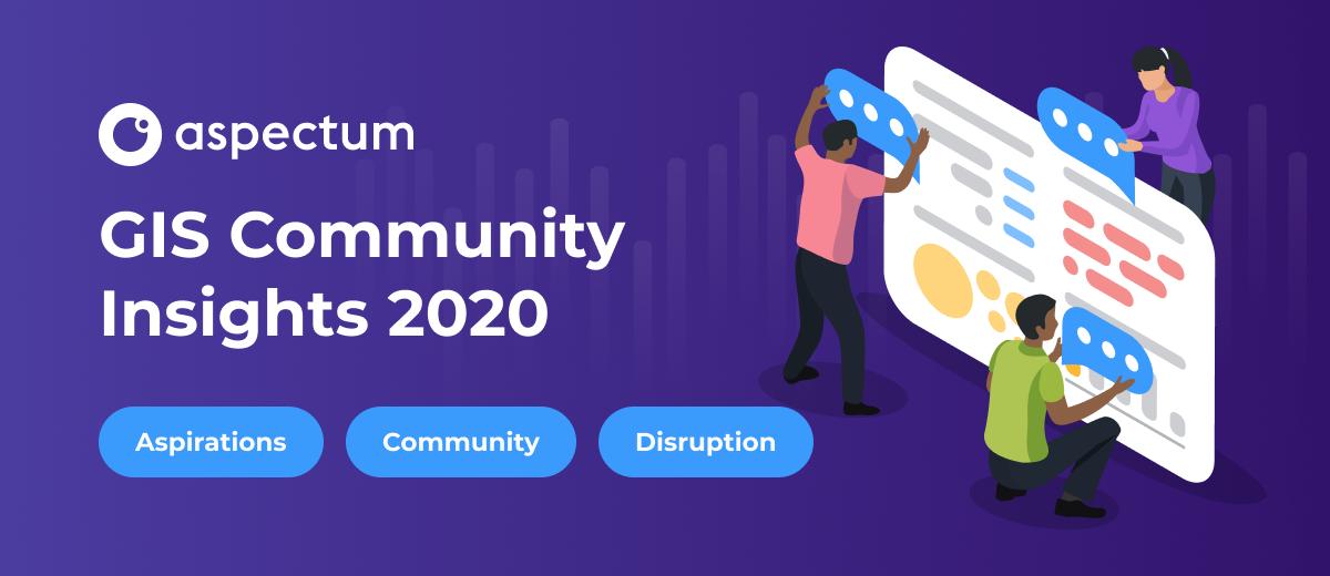 GIS Community Insights 2020