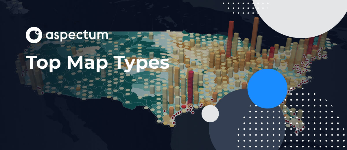 Top 5 Thematic Map Types Every Spatial Data Specialists Needs to Know
