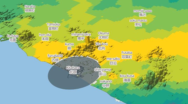 Fukushima Daiichi impact