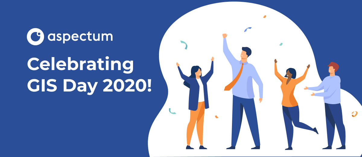 Celebrating GIS Day 2020!
