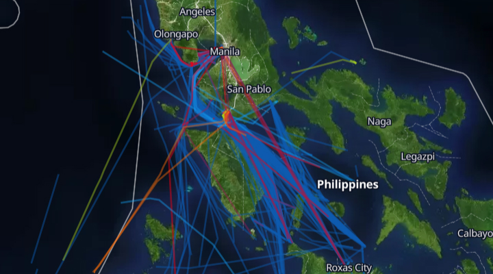 Maritime Monitoring in Philippines